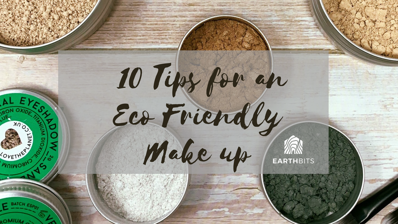 eco friendly makeup tips