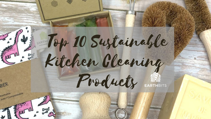 best sustainable kitchen cleaning products uk