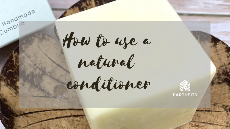 how to use a natural conditioner