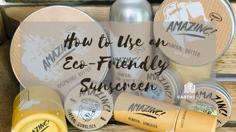 how to use an eco friendly sunscreen