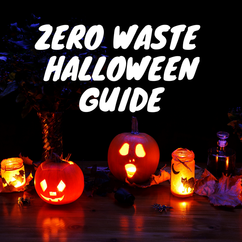 zero waste halloween ideas