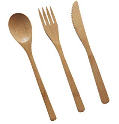 disposable bamboo cutlery