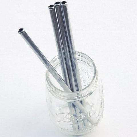 no to plastic straw