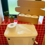 Sustainable Toilet Paper