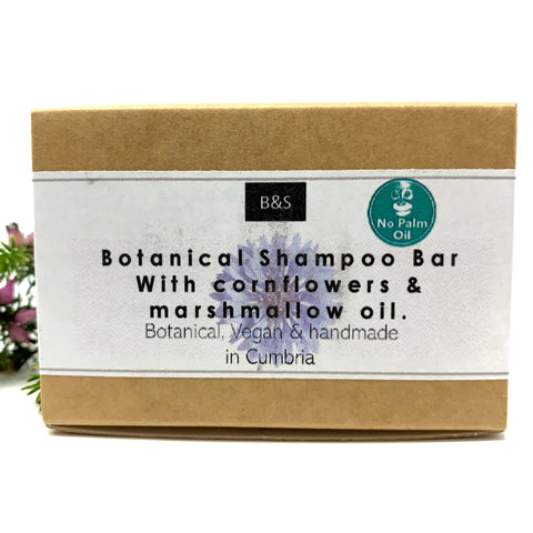 natural eco friendly shampoo bar