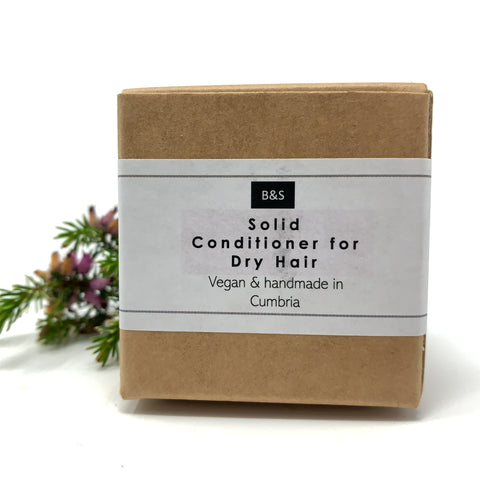 Organic Natural Conditioner Bar