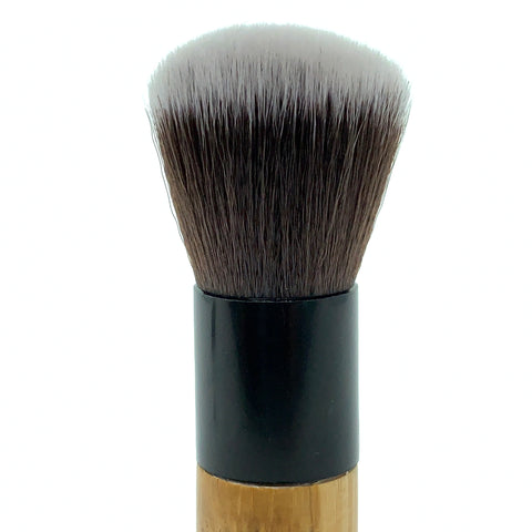 vegan natural makeup brush