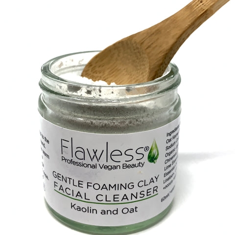 natural facial cleansing clay