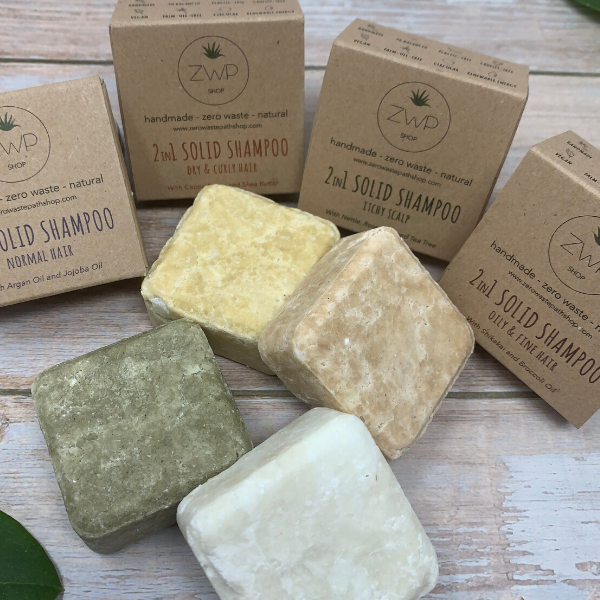 shampoo bar that doesn't need a transition phase