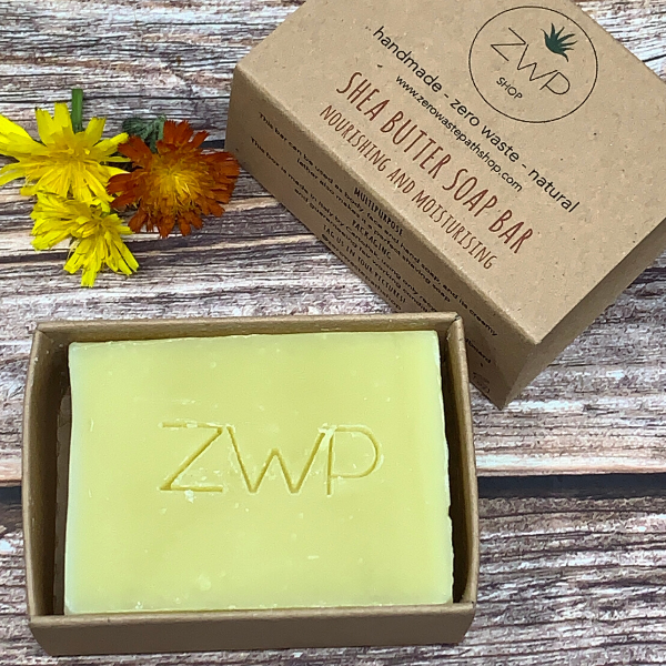 shea butter natural soap