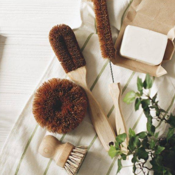 eco friendly cleaning brushes