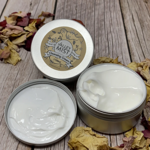 Valley Mist Vegan Cleansing Cream