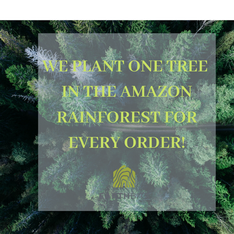 Plant one tree for every order