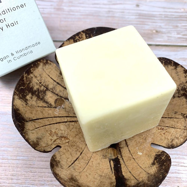 natural conditioner bar for oily hair
