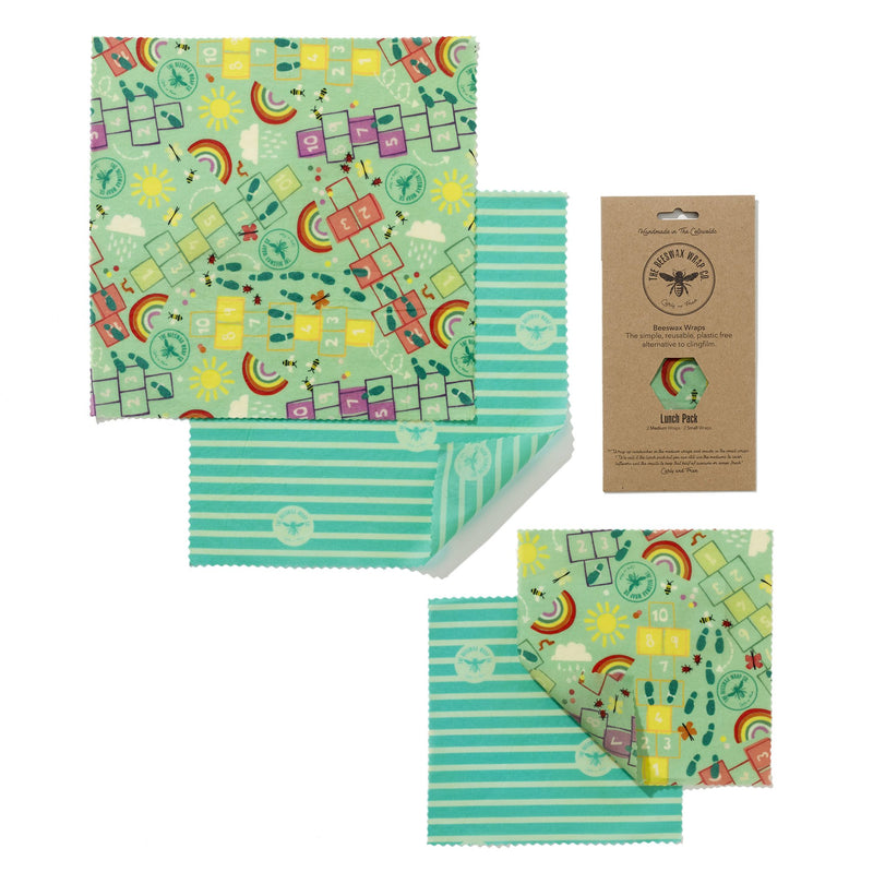 reusable sandwich bag beeswax wrap