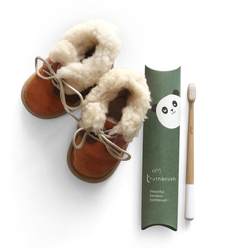 children bamboo toothbrush