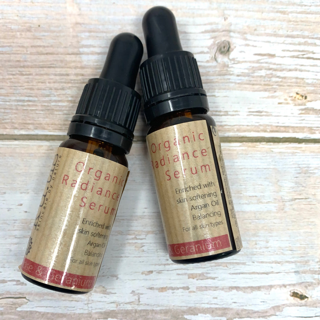face oil by kutis with natural oils and geranium