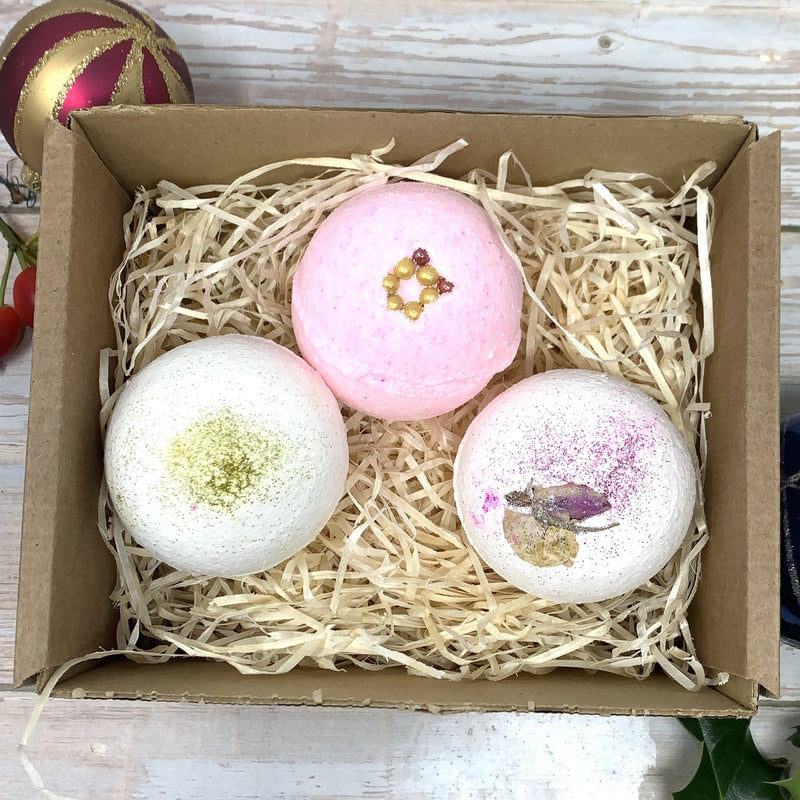Bath Bomb Gift Sets, Vegan Bath Bomb Sets
