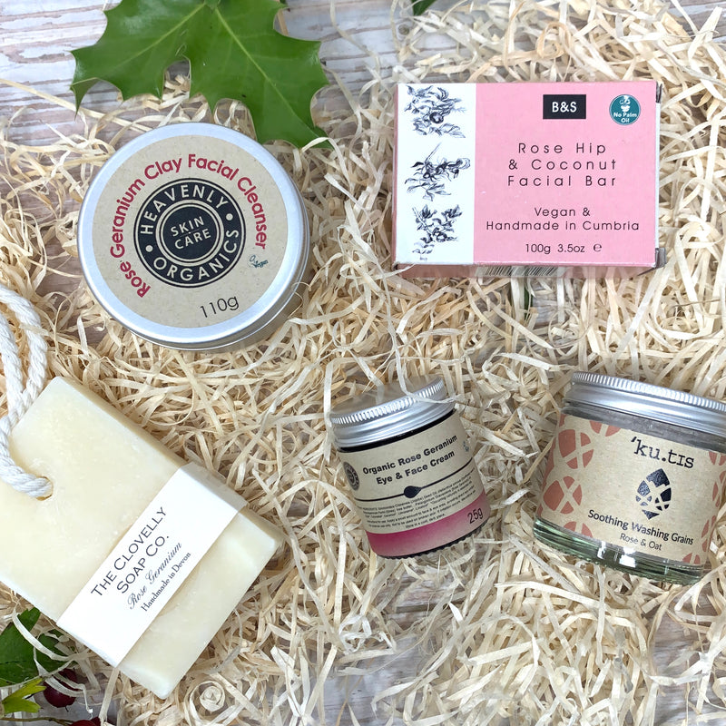 Rose Gift Sets - Eco-friendly Rose Scented Gift Ideas