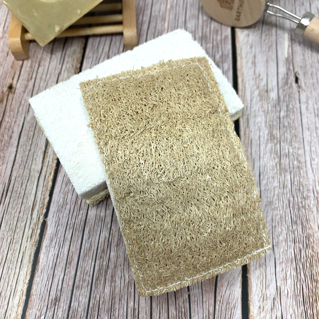 kitchen ecofriendly cellulose sponges