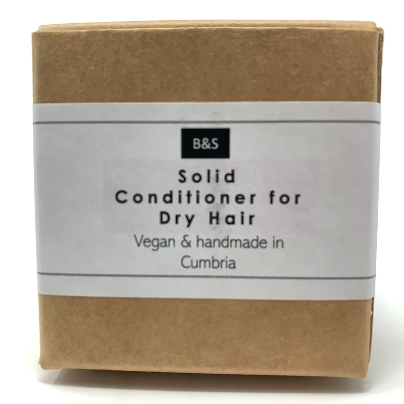 vegan handmade conditioner