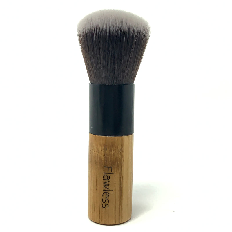 blusher vegan brush
