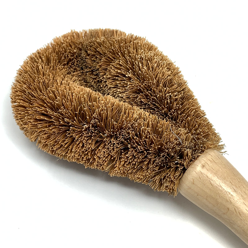 biodegradable eco-friendly dish brush