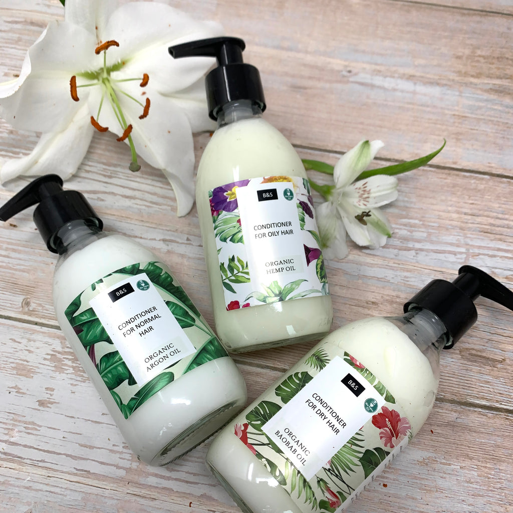best eco-friendly hair conditioners uk