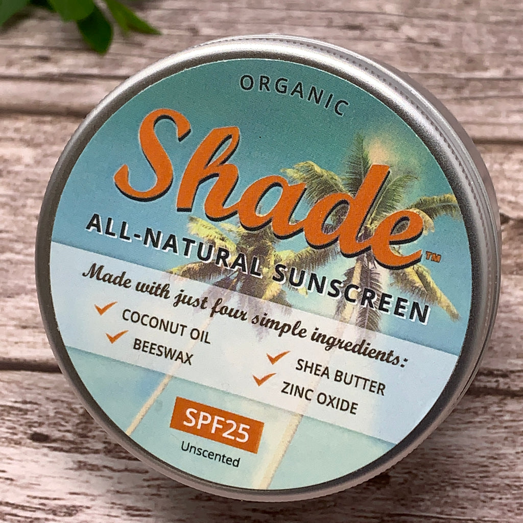 shade all-natural suncream