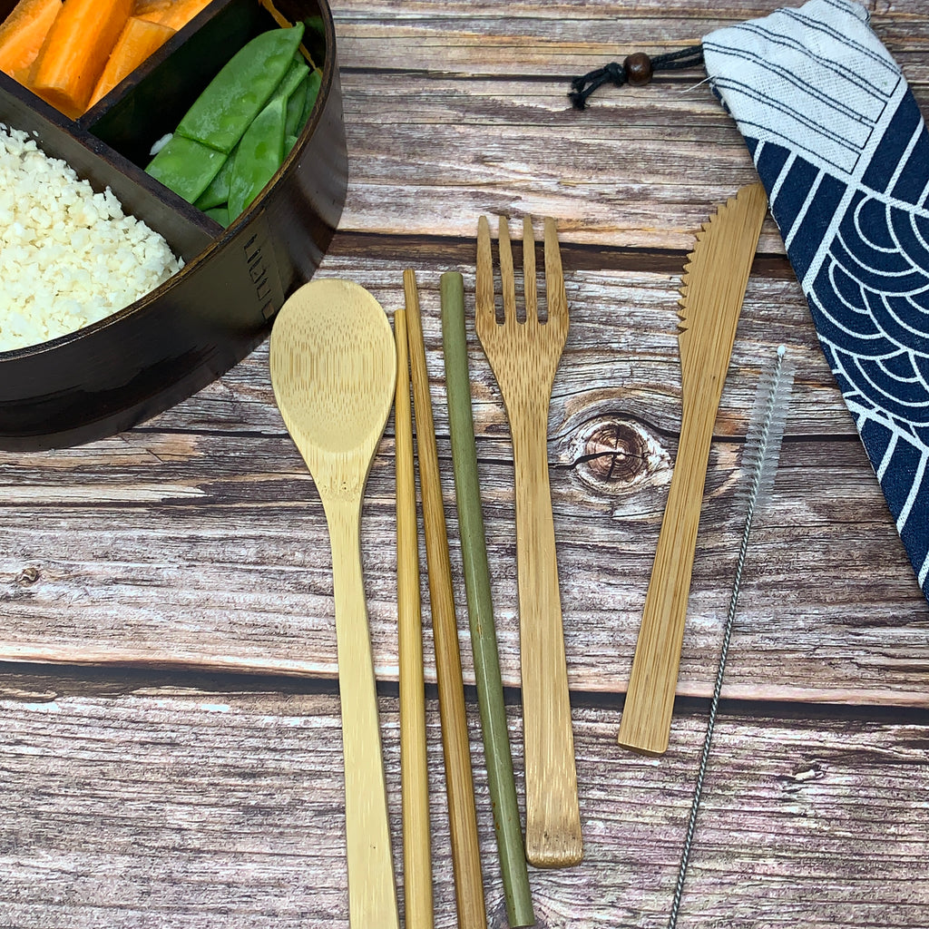 travel cutlery set