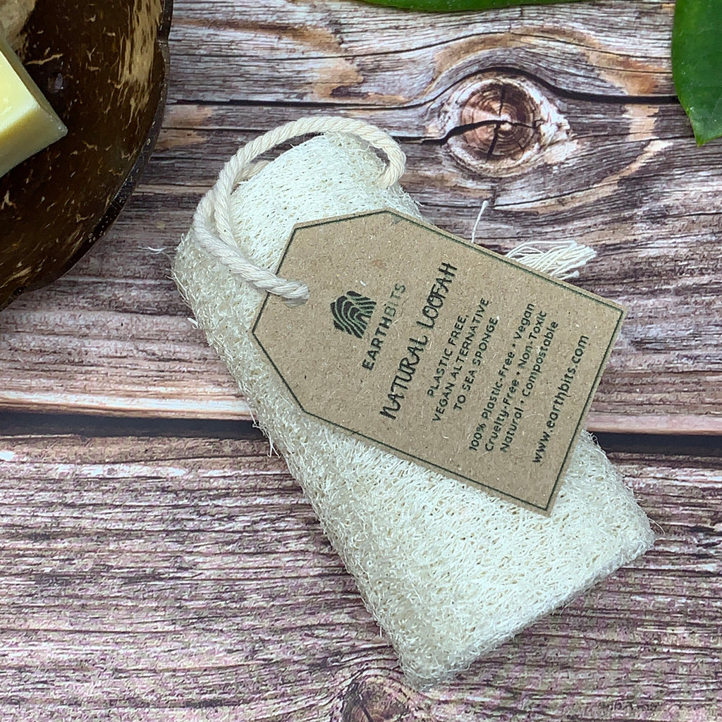 organic luffa fully compostable