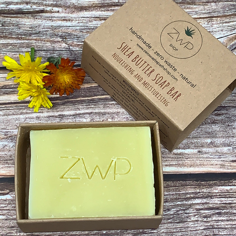 nourishing hand made eco friendly soap