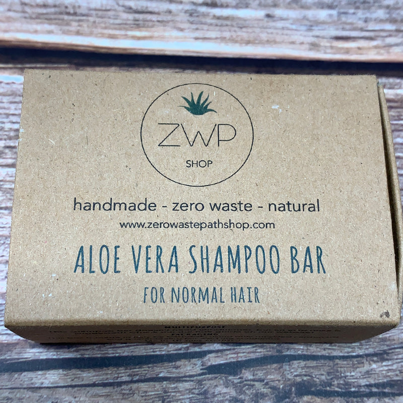 zero waste path shop shampoo