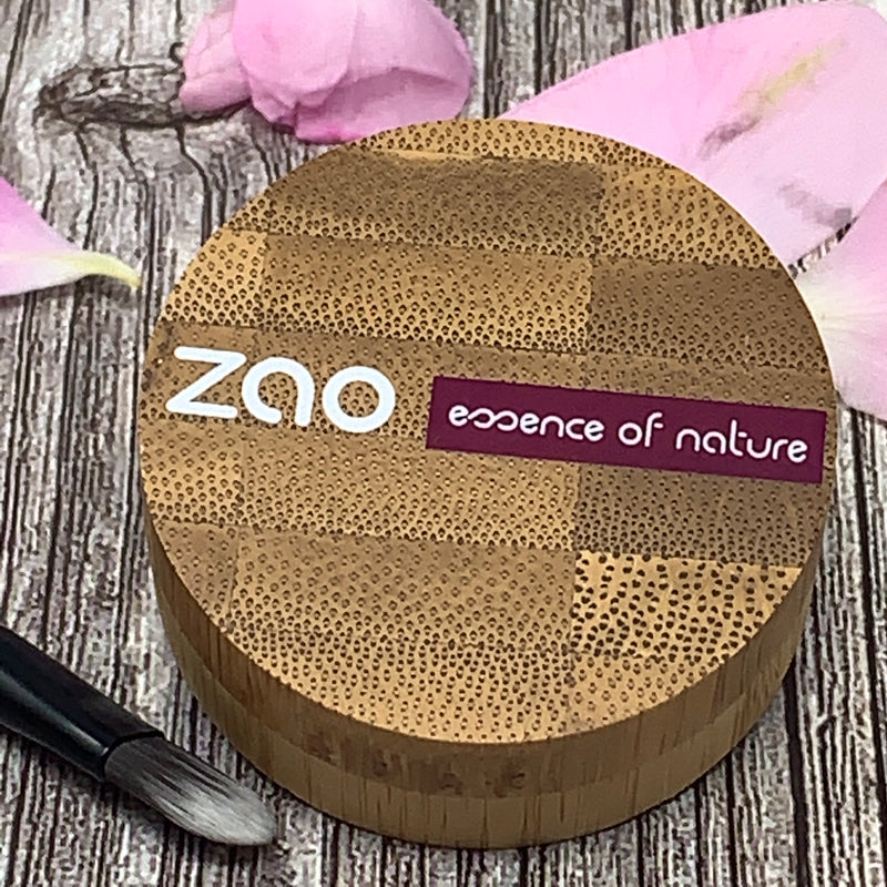 bronze refillable eye make up