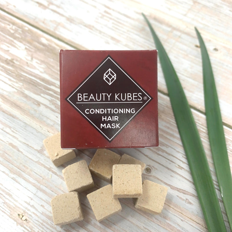 beauty conditioner cubes  perfect for zero waste living