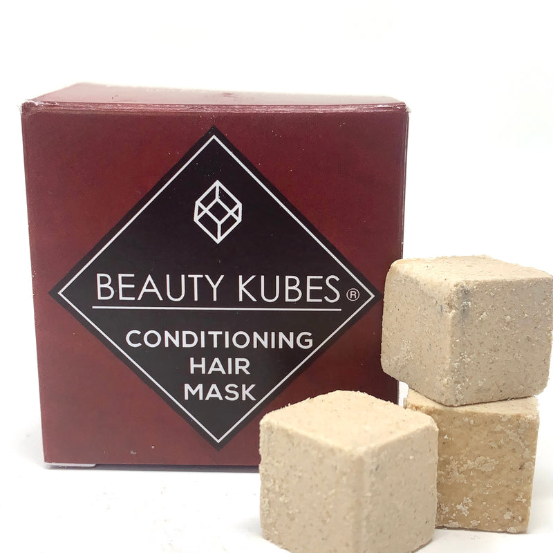 plastic free beauty cubes conditioners with biodegradable packaging
