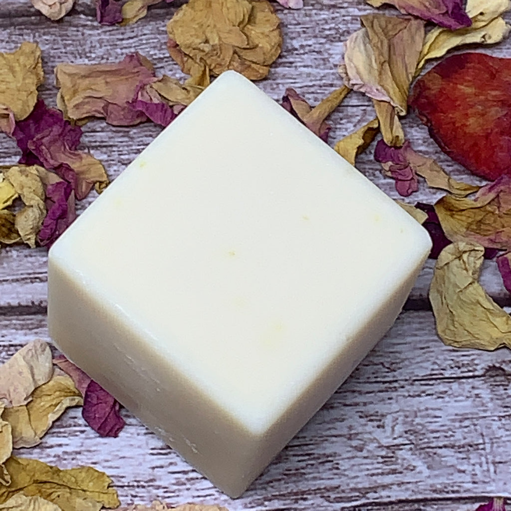 shampoo bar for coloured hair
