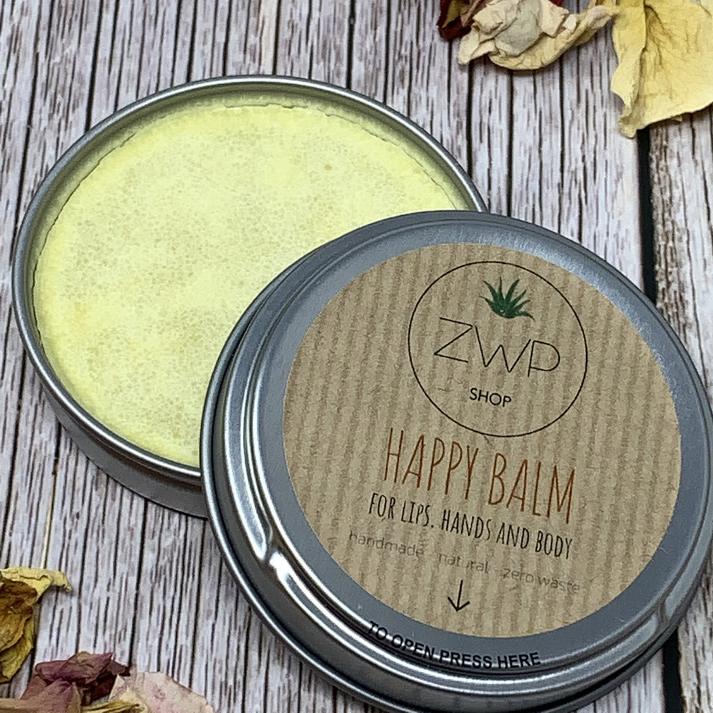 soothing balm for lips and delicate skin