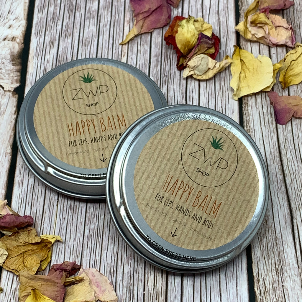 eco friendly skin balm