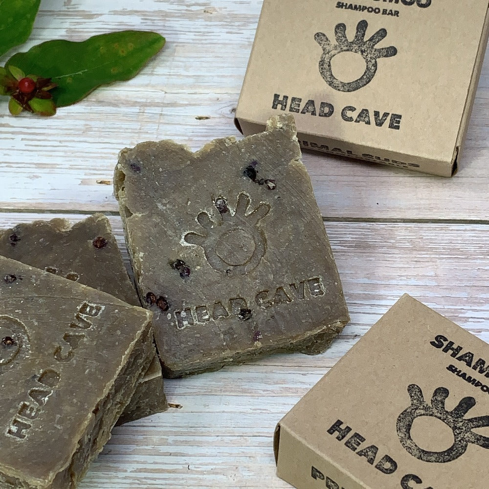 greasy hair natural soap bar