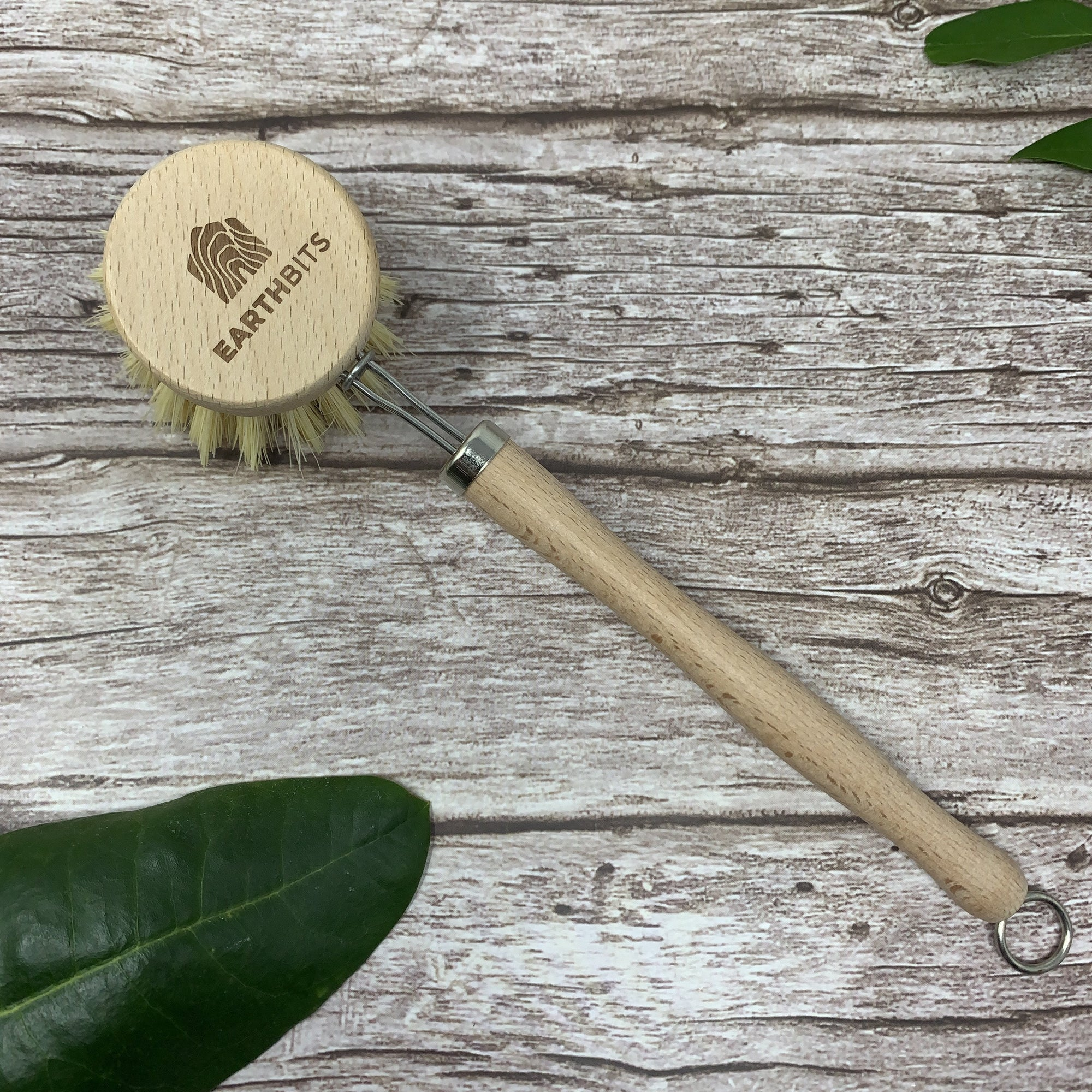 reusable wooden dish brush