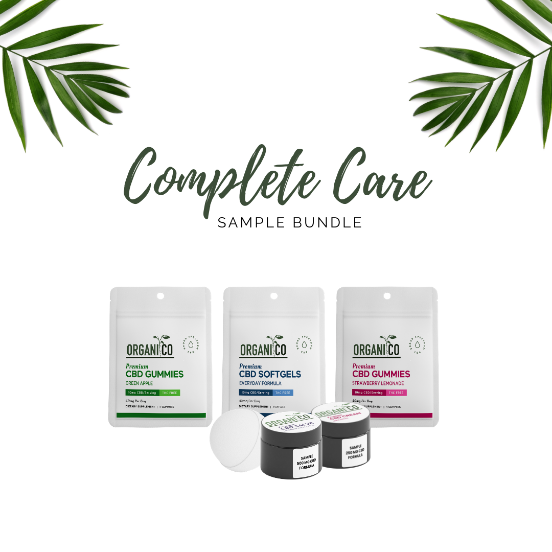 Complete Care Sample Bundle