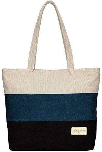 Women's Canvas Shoulder Handbag