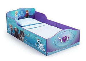 Disney Frozen Toddler Bed - AGE 15 MONTHS PLUS
