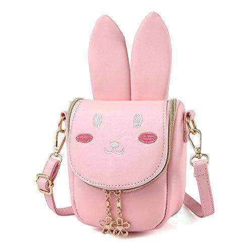 Bunny Ear Cute Girls Purse