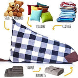 Kids Storage Bean Bag Chair