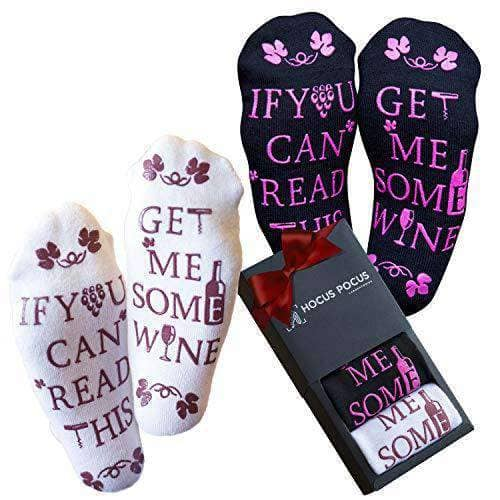 2 PAIRS Funny Luxury Socks -  Gift Idea For Men and Women
