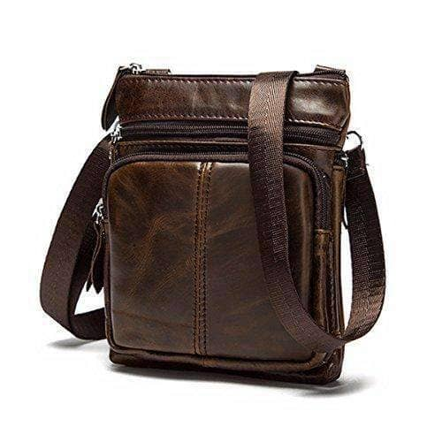 Men Vintage Shoulder Bag