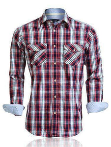 Western Mens Long Sleeve Shirts - WAS $39.99 NOW $32.99