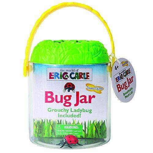 Insects Educational Jar - Age 5 to 8